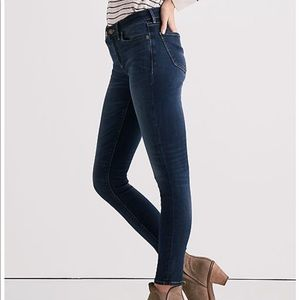 Lucky Brand Mid Rise Ava Skinny Jeans